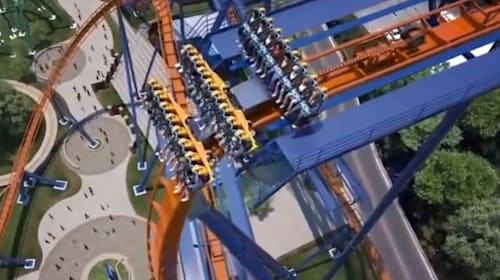 This is what it's like to ride the world's most terrifying roller coaster
