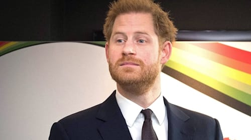 Harry 'flies back to Canada' after move to step back endorsed by charity chief