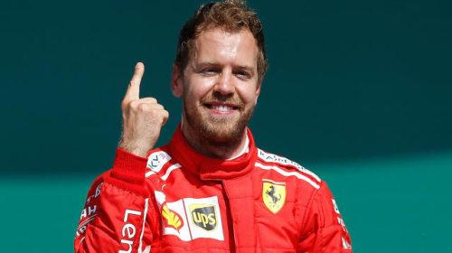Vettel backs Ferrari's new Formula One car