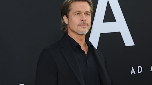 Brad Pitt says he spent most of the '90s 'hiding out and smoking pot'