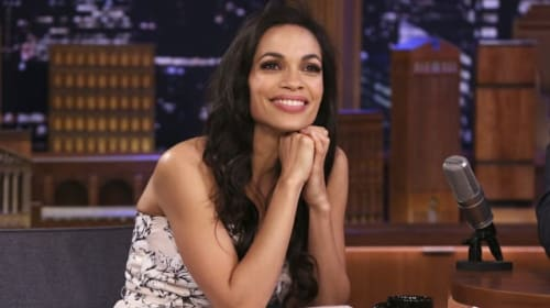 Rosario Dawson clarifies her sexuality and relationship with Cory Booker