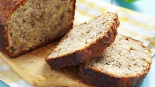 How to make banana bread the easy way