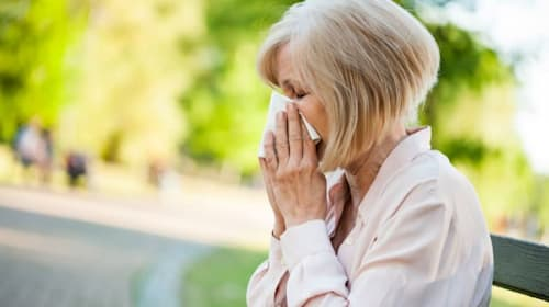 The real reason why people fall ill while on holiday