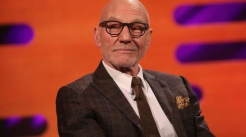 Sir Patrick Stewart: My embarrassment over Star Trek incident