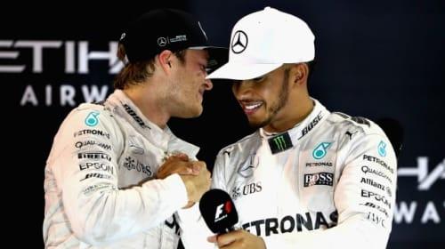 Hamilton will break Schumacher's records, predicts Rosberg