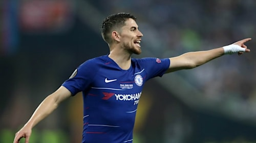 We'll wait and see - Jorginho agent not ruling out Juventus move