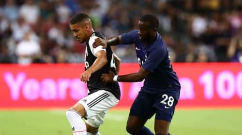 Pochettino preaches patience despite Ndombele's impressive debut