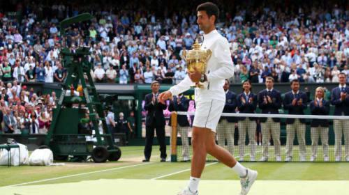Djokovic steps up pursuit of Federer records after surviving Wimbledon final fantasia