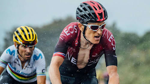 Bring it on - Thomas itching to deny home Tour de France winner