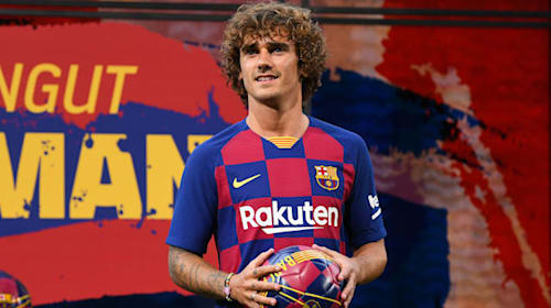 Barcelona side is like 'cheat code in a video game', says Griezmann