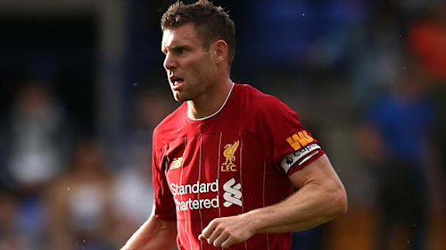 Milner still waiting for contract talks amid uncertainty over Liverpool future