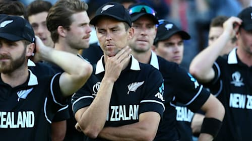'Sorry for letting everyone down' – Boult apologetic after Black Caps' World Cup loss