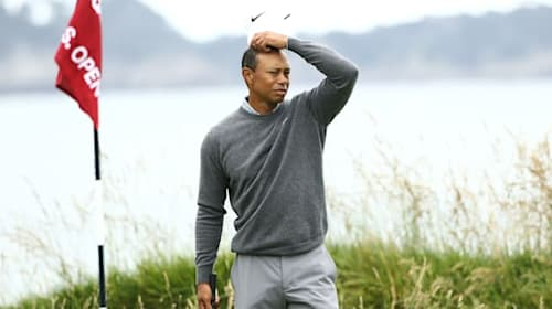 Woods refuses to blame pain as cold weather triggers Tiger