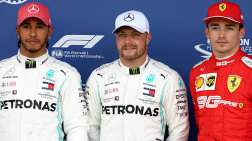 Beating Hamilton more 'special' at Silverstone, says Bottas