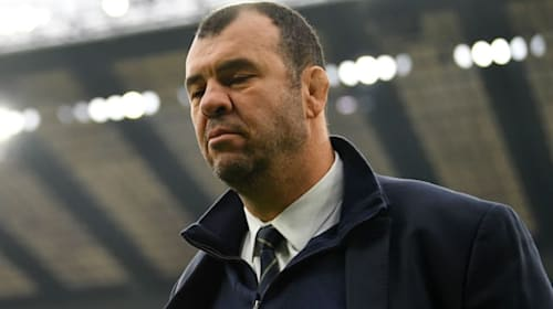 Rugby Championship: Australia under pressure as Cheika puts his job on the line