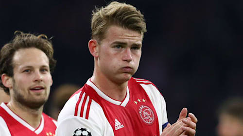 De Ligt left baffled by Manchester United's weight worries claim