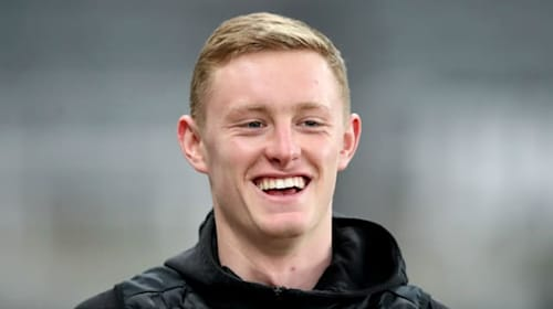 Longstaff flattered by Manchester United interest