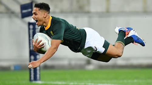 New Zealand 16-16 South Africa: Springboks shock All Blacks in Wellington again