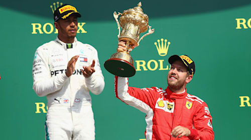 F1 Raceweek: Hamilton eyes more history at home race - British GP in numbers