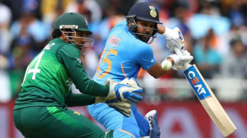 Rohit & Kohli inspire India to rout of Pakistan
