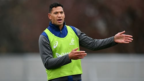 Sacked Folau seeks donations from supporters towards legal fight