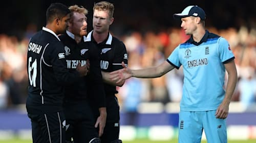 Neesham hurting after World Cup final thriller