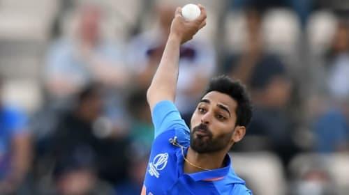 Bhuvneshwar set to miss India's next two to three games