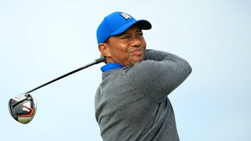 Woods downbeat after Portrush misery