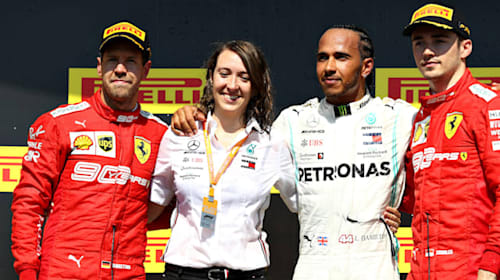Vettel: Boo these funny decisions, not Hamilton!