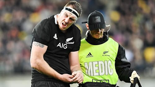 All Blacks suffer Retallick blow ahead of World Cup