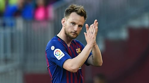 Rakitic wants Barcelona stay but is 'open to anything'