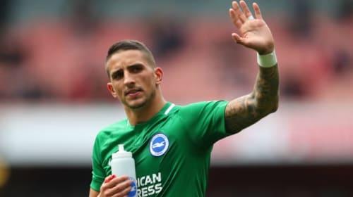Knockaert joins Fulham after losing Brighton spot