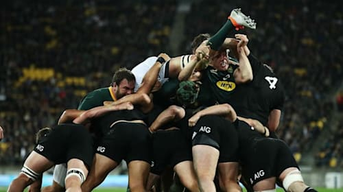 Hansen: Springboks showdown will have no bearing on World Cup clash