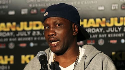 Boxing legend Pernell 'Sweet Pea' Whitaker dies after being struck by vehicle