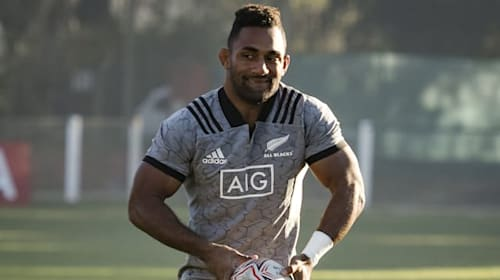 Sevu Reece to make All Blacks debut against Argentina