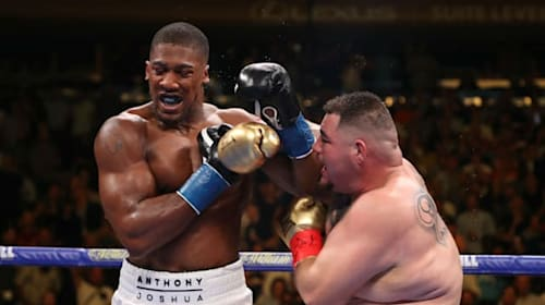 Joshua 'one million per cent' taking Ruiz rematch, insists Hearn