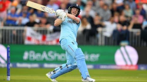 17 sixes!! Magnificent Morgan breaks ODI world record