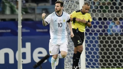 Messi: We're convinced we will beat Qatar