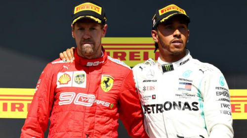 Hamilton on Vettel drama: I forced him into error