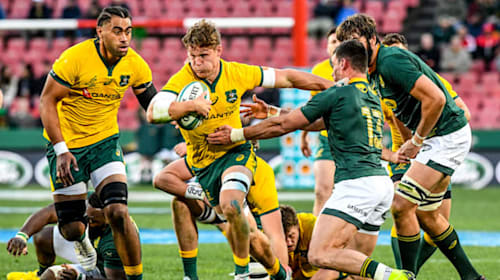 Hooper: Australia have a lot to look at after South Africa defeat