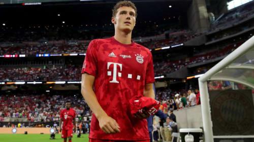 Pavard expecting big season at Bayern after beating Real Madrid