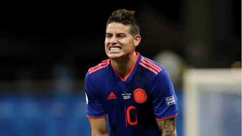 Ancelotti: Napoli still negotiating James Rodriguez transfer