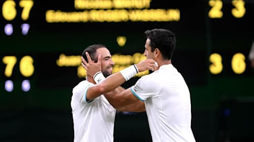 Brother from another mother - Cabal and Farah revel in epic doubles glory