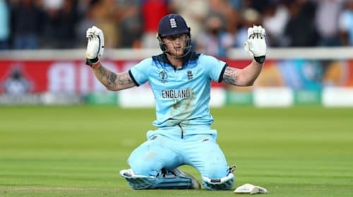 Match-turning Stokes six 'a clear mistake' from Cricket World Cup final umpires