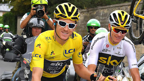 Thomas cleared of serious injury after Tour de Suisse crash
