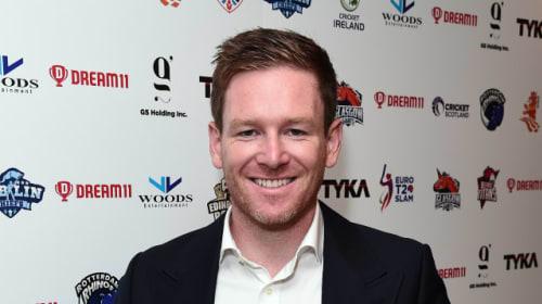 England captain Morgan to lead Dublin in Euro T20 Slam