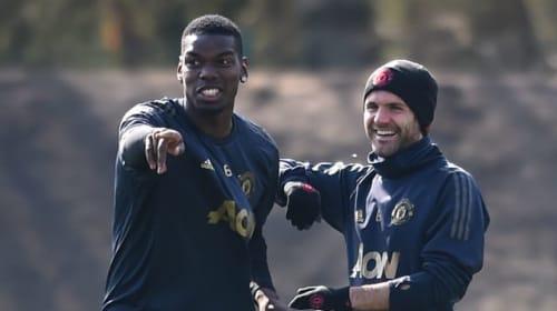 Pogba should stay at Manchester United - Mata