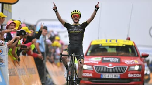 Yates climbs to second stage win, Thomas reduces Alaphilippe's lead