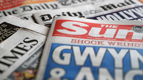 What the papers say – July 12