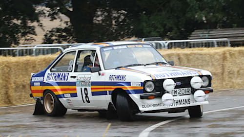 Reproduction Mk2 Ford Escort in development